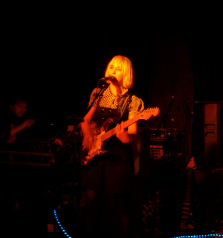 The Joy Formidable, Clwb, Swn 2008