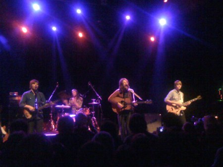 Fleet Foxes, Shepherds Bush, Nov 08