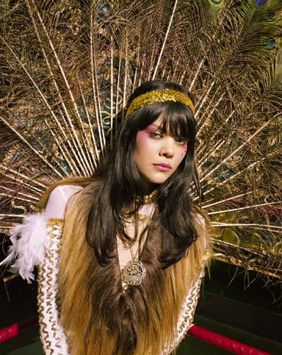 Bat For Lashes - Peacock