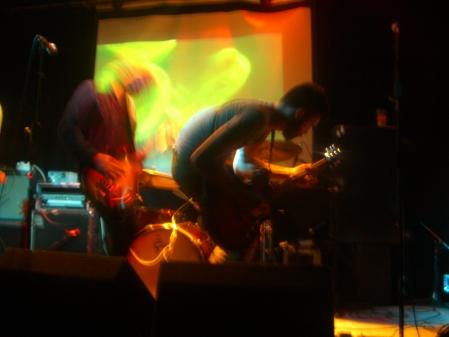Sebastien Grainger & The Mountains, Hxton B&G, Feb 10th 09