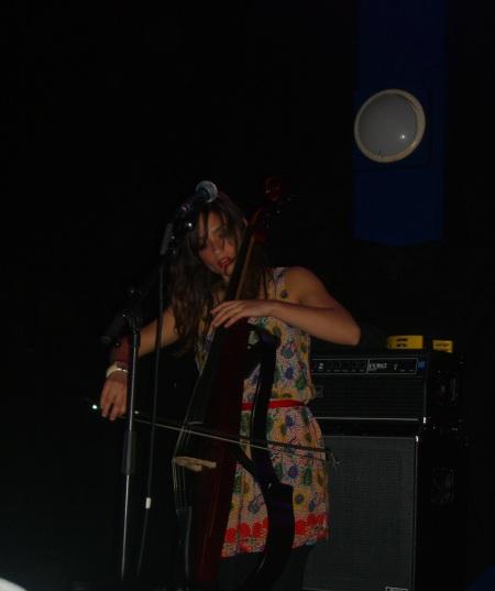 Ra Ra Riot, Alexandra @ KCLSU, Feb 17th 09 by musicmule.co.uk