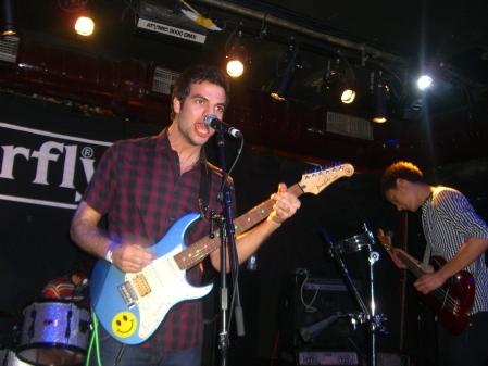Gold Teeth @ Barfly Camden Feb 23rd 09 by musicmule.co.uk