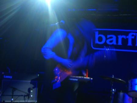 Gold Teeth @ Camden Barfly, Feb 09 by musicmule.co.uk