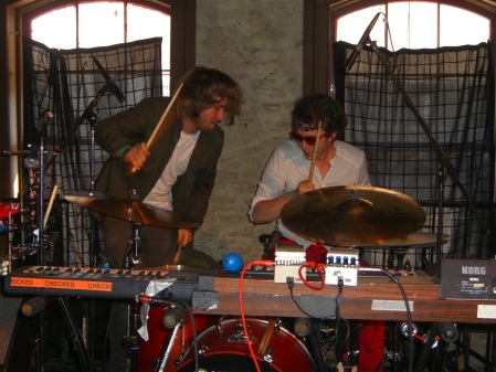 Casiokids, SXSW 2009 Day 1 by musicmule.co.uk