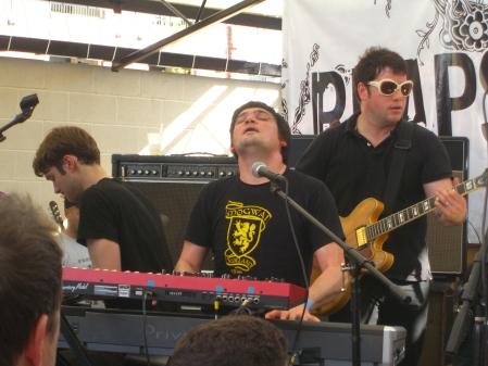 Trail of dead @ Mohawks, SXSW 2009 Day 2 by musicmule.co.uk