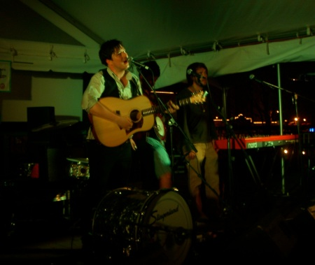 Mumford & Sons @ Maggie Mae's, SXSW 2009 by musicmule.co.uk