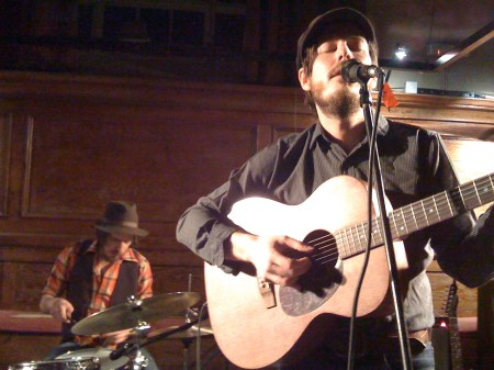 Vetiver @ Cecil Sharp House, Feb 28th 09 by musicmule.co.uk