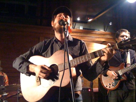 Vetiver @ Cecil Sharp House, London. Feb 28th 09 by musicmule.co.uk