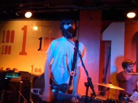 Titus Andronicus @ 100 Club, May 20th 2009.