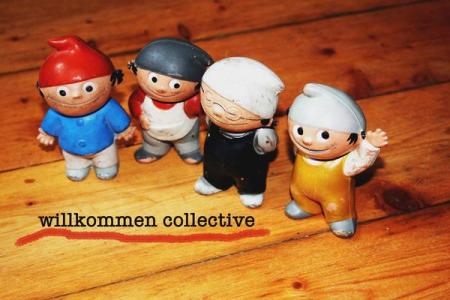 willkommen collective gnomes